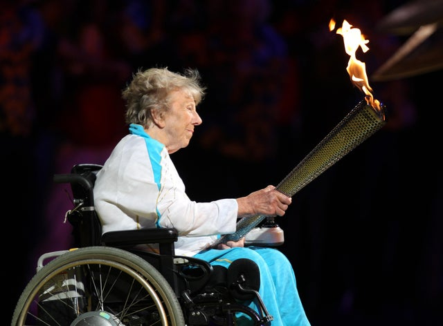 Margaret Maughan, Britain's first Paralympic Gold Medallist dies at 91